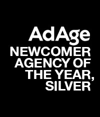 LHoS Named Ad Age Newcomer Agency of the Year, Silver